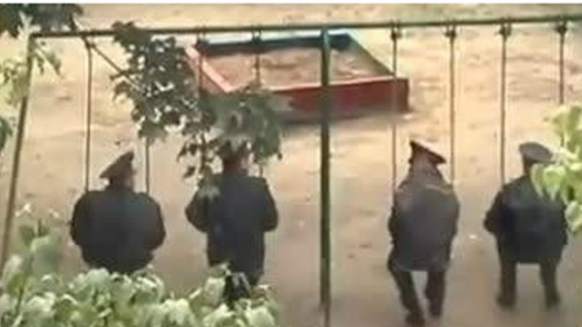 """""""Grūtais"""" dienests Krievijas policijā. (Hard service in Russian police)"""
