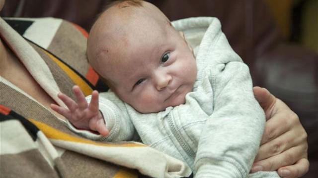 1,5 mēnešus vecajai Viktorijai Ivanovai steidzami nepieciešama palīdzība!