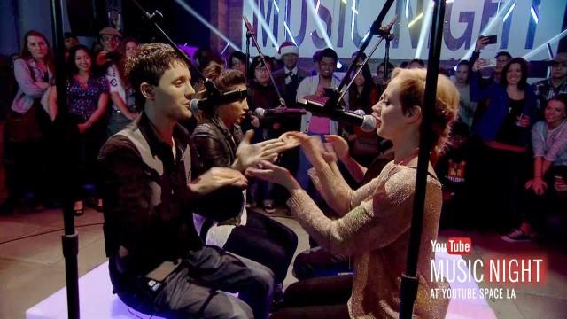 VIDEO: Talantīgs un visai sarežģīts muzikālais priekšnesums!  (Epic Patty Cake – LIVE!)