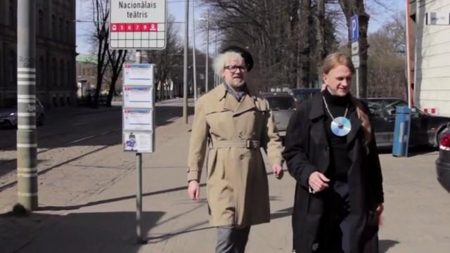 VIDEO: Kā Skutelis pārtop par ekstrasensu Dankanu un dodas palīdzēt LNT!