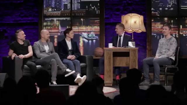 VIDEO: Prāta Vētra plosās Skuteļa šovā! Tas ir jāredz!