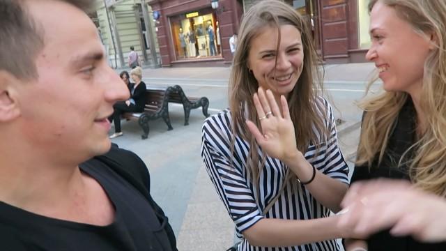 VIDEO: Amerikāņu jokdaris Vitālijs atgriežas Krievijā! Kā viņam gāja dzimtenē? (VLOGGING WITH RUSSIAN GIRLS!!!)