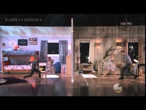 """VIDEO: Kā šovs """"Dejo ar zvaigzni šovs"""" izskatās Amerikā? Latvijā vēl ir kur augt! (Sia – Elastic Heart. Dancing With The Stars)"""