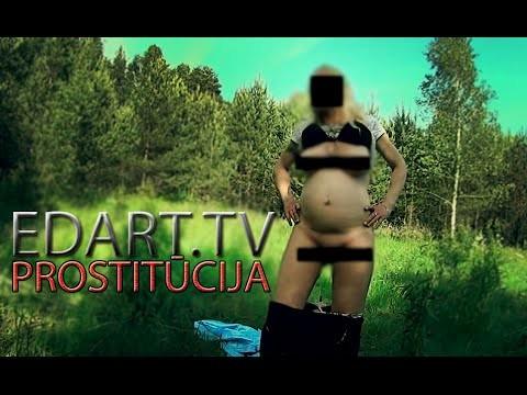 VIDEO: Slēptā kamera atklāj šokējošu patiesību par Rumbulas prostitūtu ikdienu!