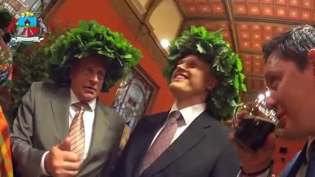 VIDEO: Uzzini, kā Jāņus svin Saeimā! Artusa kamera.