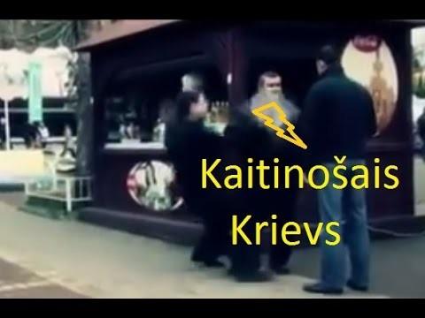 VIDEO: Šī varētu būt pēdējā video galvenā varoņa dzīves diena! (Kaitinošais krievs!)