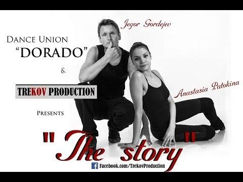 """VIDEO: Latvijā radīta neparasta un aizkustinoša īsfilma """"Stāsts""""! (The Story / Film – Choreography ft. Anastasia & Ego / Dance Union Dorado)"""