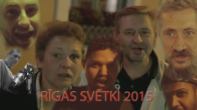 VIDEO: Rīgas svētki 2015 nedaudz no cita skatpunkta… Kautiņi, apreibinošas vielas un pavisam atklātas intervijas!