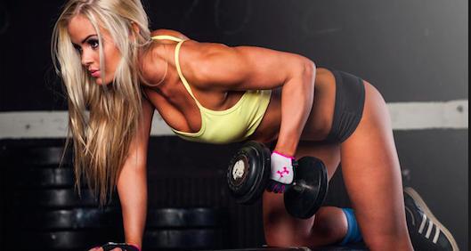 VIDEO: Meitenes līdz šim ir sportojušas nepareizi. Lūk, kā vajag! (Sportiska žūpošana)