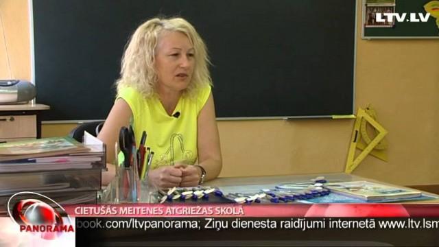 VIDEO: Imantas pedofila 5 upuri cenšas atsākt normālu dzīvi! (Cietušās meitenes atgriežas skolā)