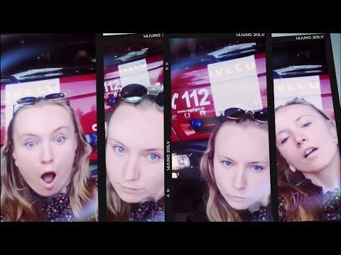 """VIDEO: Kurā brīdī selfijošana pārvēršas absurdā? (JUNO VIDEO: latviešu parodiju seriāls """"Redz Matilde"""")"""