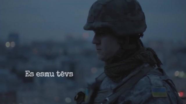 """VIDEO: Dokumentālā filma par karu Ukrainā. """"Ievainotie"""". Ukrainas karavīru dzīvesstāsti, atmiņas.."""