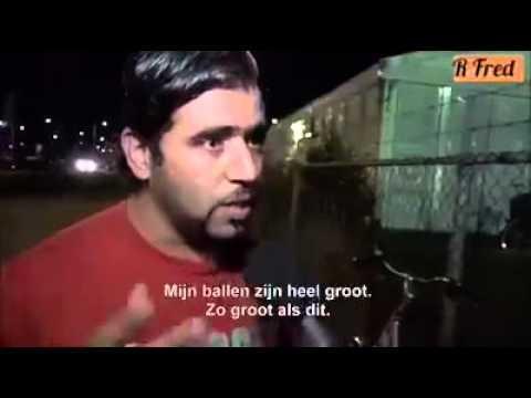VIDEO: Dažam labam patvēruma meklētājam Eiropā kaut kas baigi trūkst. Tā trūkst, ka jāguļ slimnīcā!