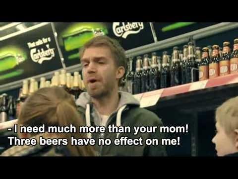 VIDEO: Kā būtu, ja vecākiem atļauja alkohola lietošanai būtu jāprasa pašu bērniem…