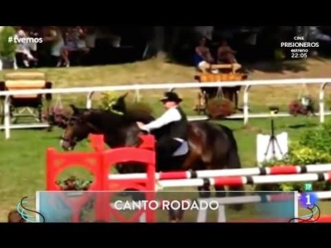 VIDEO: Spānija TV humora šovs pasmejas par Lauri Reiniku, kurš dziedot nokrīt no zirga!