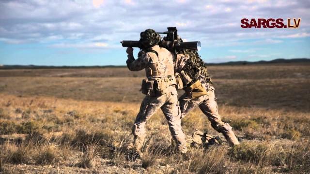 """VIDEO: Ko Latvijas karavīri dara mācībās """"Trident Juncture"""" Spānijā? 1.daļa."""