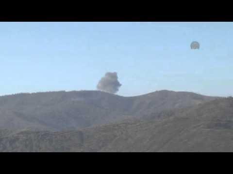 VIDEO: Turcijas gaisa spēki notriekuši Krievijas iznīcinātāju!