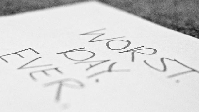 13 lietas, kas jāatceras, kad dzīvē visi striķi trūkst..