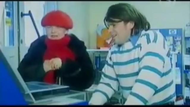 VIDEO: Kā latviešu kundzīte datoru iegādājās!?