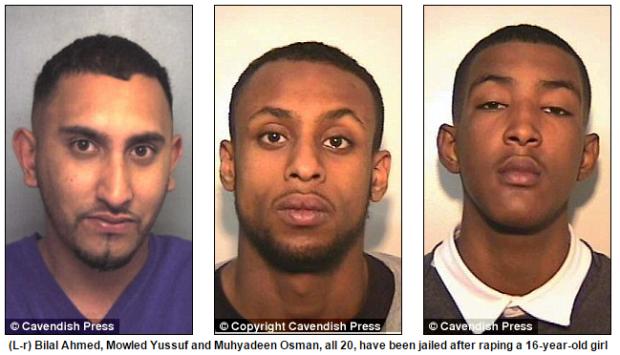 Somāliešu migranti neizpratnē, kāpēc viņus soda par 16 gadīgas meitenes grupveida izvarošanu!