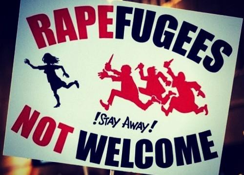 """16 gadīgs bēglis apmācību par izturēšanos pret sievietēm """"nosvin"""" ar darbinieces izvarošanu!"""