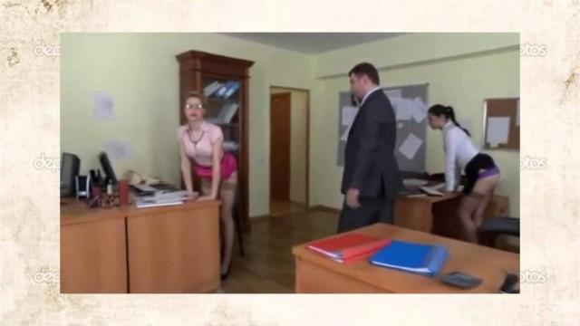 VIDEO: Kāpēc priekšnieks savām padotajām lika pacelt svārkus un …. ?