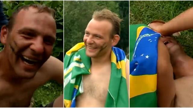 """""""Misija Brazīlija."""" Šova """"Lauku sēta"""" uzvarētājs lūdz  ziedot naudu ceļojumam uz Brazīliju!"""