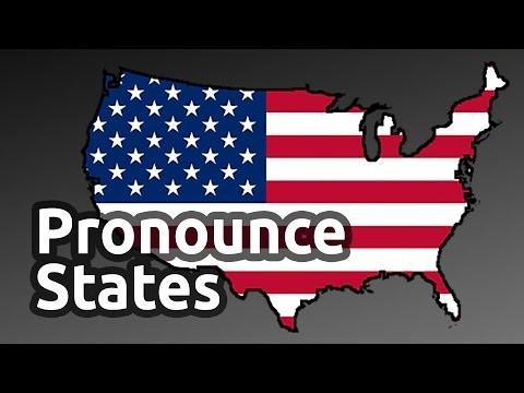 VIDEO: Igaunijā mītošs džeks mēģina izrunāt visus ASV štata nosaukumu angļu valodā.. Smieklīgi!