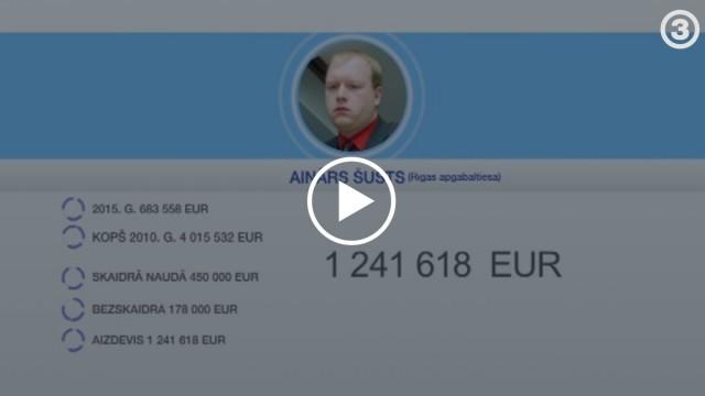 VIDEO: Latvijā tiesu izpildītāji uz citu nelaimes rēķina kļūst par MULTIMILJONĀRIEM!