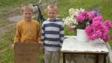 VIDEO: Divu mazo puiku puķu bizness pēc publikācijām internetā, aug griezdamies!