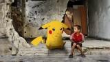 """VIDEO: Pokemonu spēle, kādu vēl nebūsiet spēlējuši un redzējuši jeb """"Nāc un izglāb mani!"""".."""