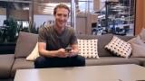 VIDEO: Facebook šefs izaicina futbolistu Neimāru uz virtuālu futbola sacensību! Vai vari viņu pārspēt?