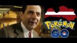 VIDEO: Jo arī Misteram Bīnam patīk pokemonus ķerstīt…