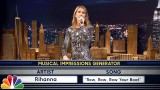 VIDEO: Talantīgā Selīna Diona veiksmīgi atdarina Šēru un Riannu! Super!