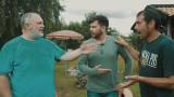 VIDEO: Intars Busulis ar Ufo spriež, kā pareizi pļaut ar trimmeri?