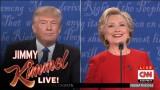VIDEO: Ja ASV prezidentu kandidāti debatēs piedalītos PIEDZĒRUŠIES…