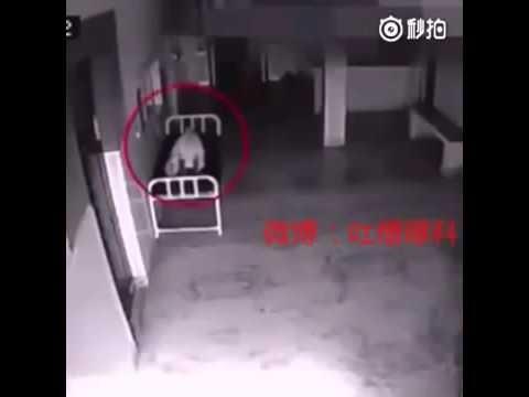 VIDEO: Vai slimnīcā nofilmēts neiespējamais? Sievietei mirstot, viņas dvēsele pamet ķermeni!
