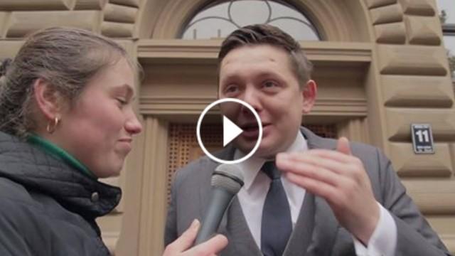 """VIDEO: Artuss Kaimiņš: """"Nedodot naudu augstākajai izglītībai viņi iegūst dumjus vēlētājus!"""""""