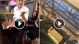 VIDEO: Skarba saruna Rīgas stacijā starp krievu TANTI, latviešu PĀRI un APSARGIEM!