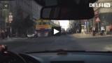 VIDEO: Negaidīti! Kāpēc Rīgā pa Barona ielu brauc… VILCIENS!?