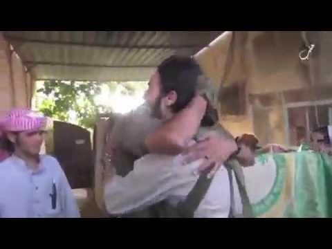 VIDEO: ISIS kaujinieka reakcija, uzzinot, ka izvēlēts par pašnāvnieku-spridzinātāju!
