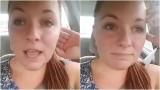 VIDEO: Pēc grūtas dežūras Rebeka apturēja auto, lai nodotu spēcīgu vēstījumu pasaulei!