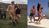 VIDEO: Smieklīga parodija par dejojošo itāļu miljonāru, kas bauda dzīvi!