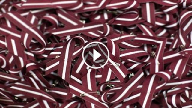 VIDEO: Daudz laimes dzimšanas dienā, Latvija!