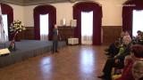 VIDEO: Deniss ar savu dzīvesstāstu aizkustina Latvijas prezidentu un viņa kundzi!