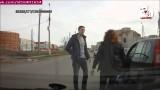 VIDEO: Drosmīga rīcība. Panāca iereibušu šoferi un sodīja..