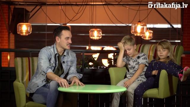 """VIDEO: Smieklīgi! """"Mazs, bet liels"""" – bērni """"tulko"""" latviešu sakāmvārdus!"""