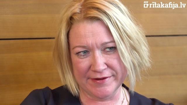 """VIDEO: Uzņēmēja Linda Liepiņa par deputātiem: """"Jūs, esat DEBĪLI!?"""""""
