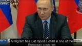 VIDEO: Vladimirs Putins velta skarbus vārdus Eiropai, un šoreiz viņam ir jāpiekrīt!