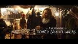 """VIDEO: """"Aarzemnieki"""" pirms svētkiem pārsteidz ar sirsnīgo dziesmu """"Tomēr braucu mājās""""!"""